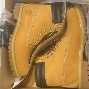 Timberland premium 6 in waterproof boot
